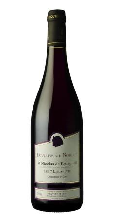 Domaine de la Noiraie - Saint Nicolas de Bourgueil  Rouge 2016