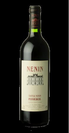 Château Nenin Pomerol Rouge 2000