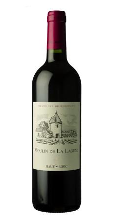 Moulin de la Lagune -  Médoc - 2nd vin Haut-Médoc Rouge 2012