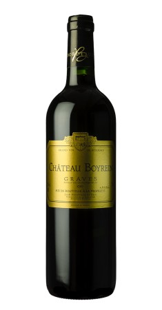 Graves rouge - Château Boyrein Graves Rouge 2015