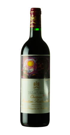 Château Mouton Rothschild Pauillac Rouge 1998