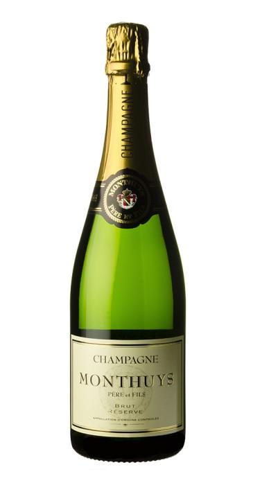 Champagne Monthuys Brut Réserve