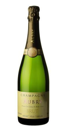 Champagne Aubry Brut 1er Cru Champagne Brut Blanc