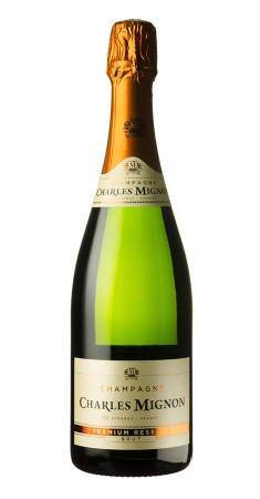 Champagne Charles Mignon Brut Champagne Brut Blanc