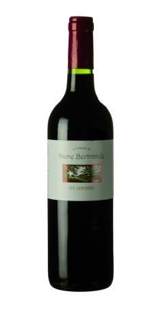 """Domaine Dame Bertrande """"Les Cerisiers"""" Côtes de Duras Rouge 2015"""