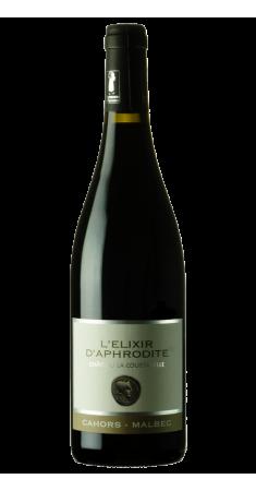 """Château la Coustarelle """" l'Elixir d'Aphrodite"""" Cahors Rouge 2011"""