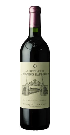La Chapelle de la Mission Haut-Brion- 2nd Vin Pessac-Léognan Rouge 2011