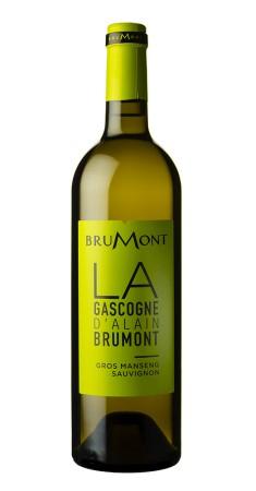 Brumont Sec - Côtes de Gascogne IGP Côtes de Gascogne Blanc 2015