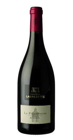 """Château Lagrézette """"Le Pigeonnier"""" Cahors Rouge 2008"""