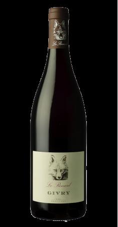 Givry - le Renard - Dom Devillard Givry (Côte chalonnaise) Rouge 2016