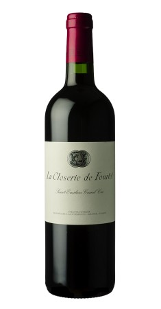 La Closerie de Fourtet - 2nd vin Saint-Emilion Grand Cru Rouge 2014