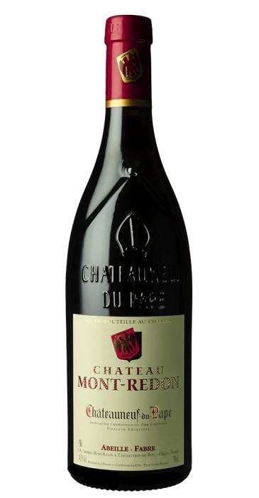Château Mont Redon - Chateauneuf du Pape rouge