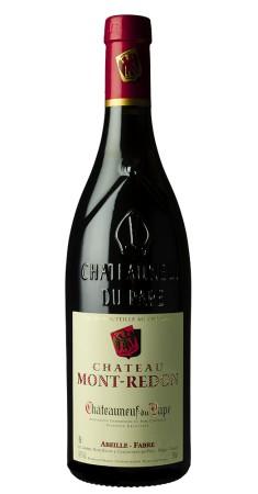 Château Mont Redon - Chateauneuf du Pape rouge Châteauneuf du Pape Rouge 2014
