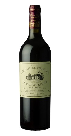 "Château de Tiregand ""Grand Millésime"" Pécharmant Rouge 2015"