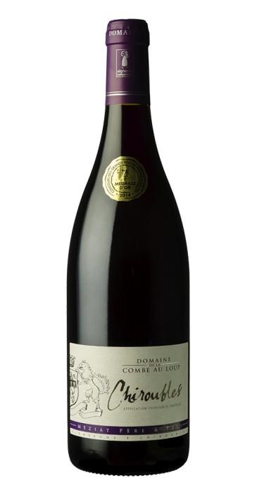 Beaujolais Chiroubles - La Combe au Loup