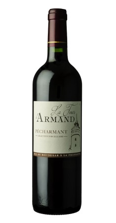 Pécharmant - La Tour d'Armand - Julien de Savignac Pécharmant Rouge 2014