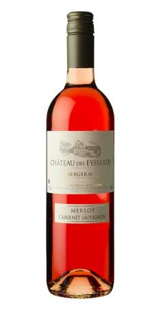 """Château des Eyssards """"Tradition"""" rosé  Rosé 2017"""
