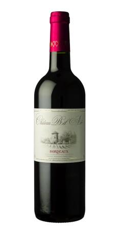 Château Bel Air Bordeaux Rouge 2016