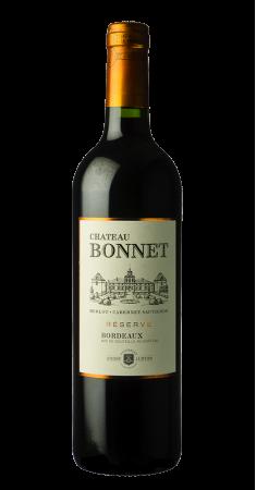 """Château Bonnet """"Réserve"""" rouge Bordeaux Rouge 2014"""