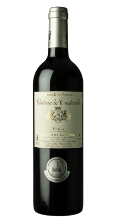 """Château la Coustarelle """" Prestige"""" Cahors Rouge 2014"""