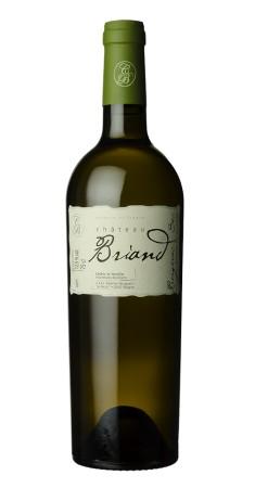 Château Briand blanc  Blanc 2017