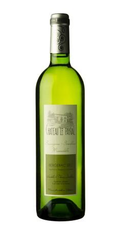 Château le Payral blanc Bergerac Blanc 2017