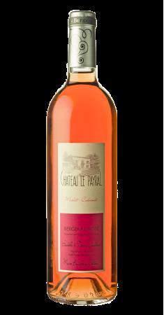 Château le Payral rosé Bergerac Rosé 2017