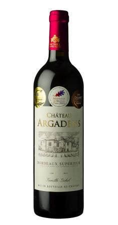 Château d'Argadens Bordeaux Supérieur Rouge 2012