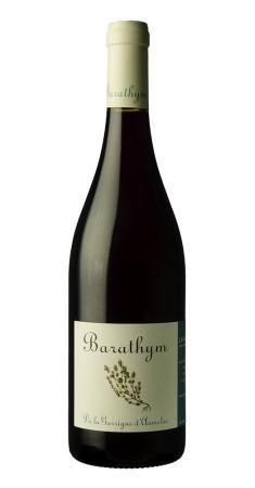 Barathym rouge - Château Bas d'Aumélas Languedoc Rouge 2017