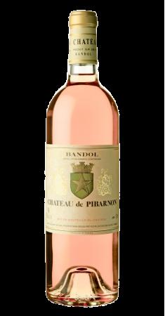Château de Pibarnon rosé Bandol Rosé 2017