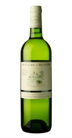 Château de Respide blanc Graves Blanc 2017