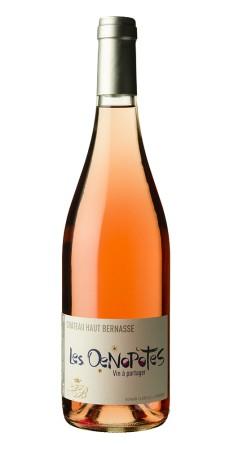Les Oenopotes rosé  Rosé 2017
