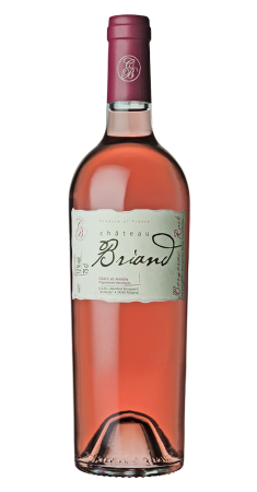 Château Briand Rosé  Rosé 2017