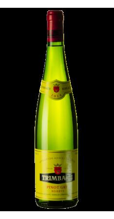 Alsace - Pinot Gris Trimbach Reserve 75CL 15  BLANC