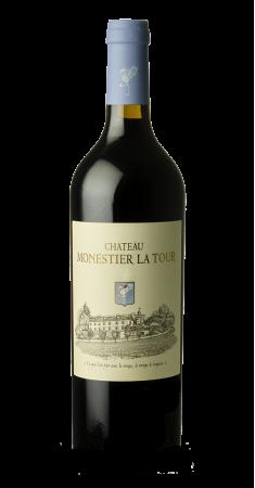 Château Monestier La Tour Côtes de Bergerac Rouge 2016