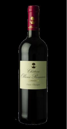"""Château Ollieux Romanis """"Tradition"""" Corbières Rouge 2017"""