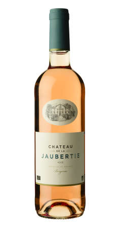 Château de la Jaubertie rosé Bergerac Rosé 2018