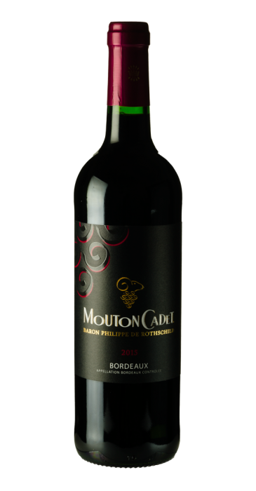 Mouton Cadet rouge - Baron Ph de Rothschild