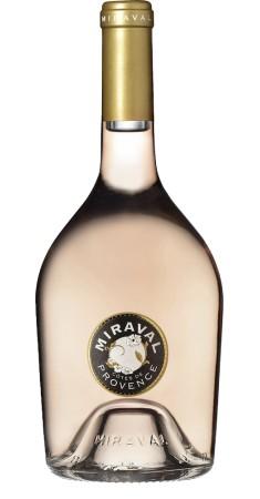 Château Miraval Côtes de Provence Rosé 2018