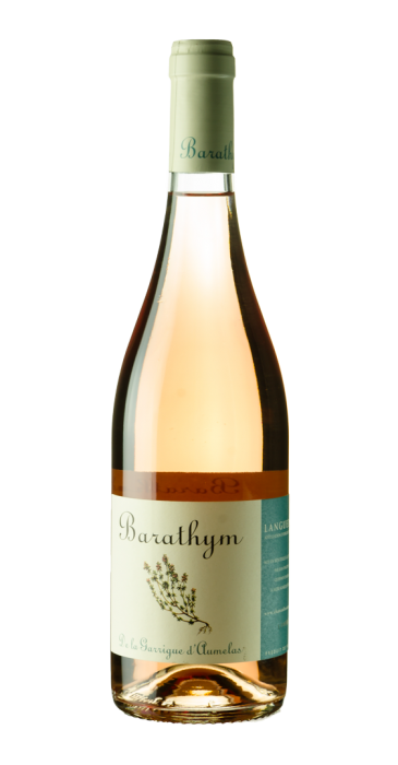 Barathym rosé - Château Bas d'Aumélas