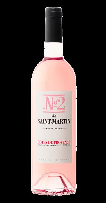 Château de Saint Martin - N°2 rosé