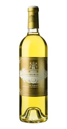 La Chartreuse de Coutet - Sauternes - 2nd Vin Sauternes Blanc doux 2014