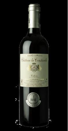 """Château la Coustarelle """" Prestige"""" Cahors Rouge 2015"""