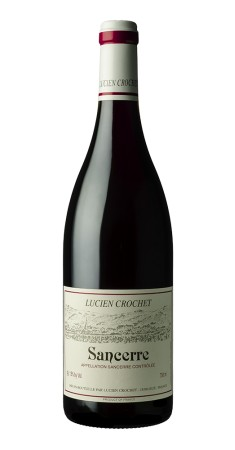 Lucien Crochet rouge Sancerre Rouge 2014