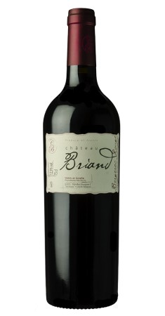 Château Briand rouge  Rouge 2015