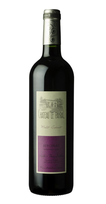 Château le Payral rouge