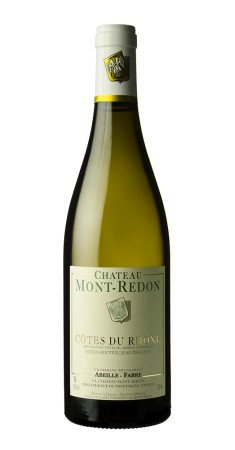 Château Mont-Redon Côtes du Rhône blanc Côtes du Rhône Blanc 2018