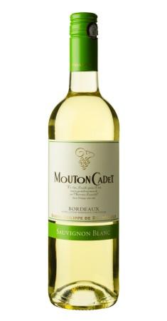 Mouton Cadet Sauvignon blanc Bordeaux Blanc 2018