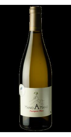 """Château des Eyssards """"Mano a Mano"""" blanc Bergerac Blanc 2018"""