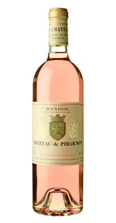 Château de Pibarnon rosé Bandol Rosé 2018